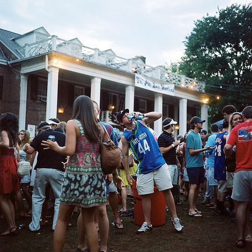 a study of alcohol consumption among college students after the new legal drinking age was approved Some college officials advocate lowering the legal drinking age, on the theory that if alcohol is readily available to students it may lose some of its appeal  hanson questioned the.