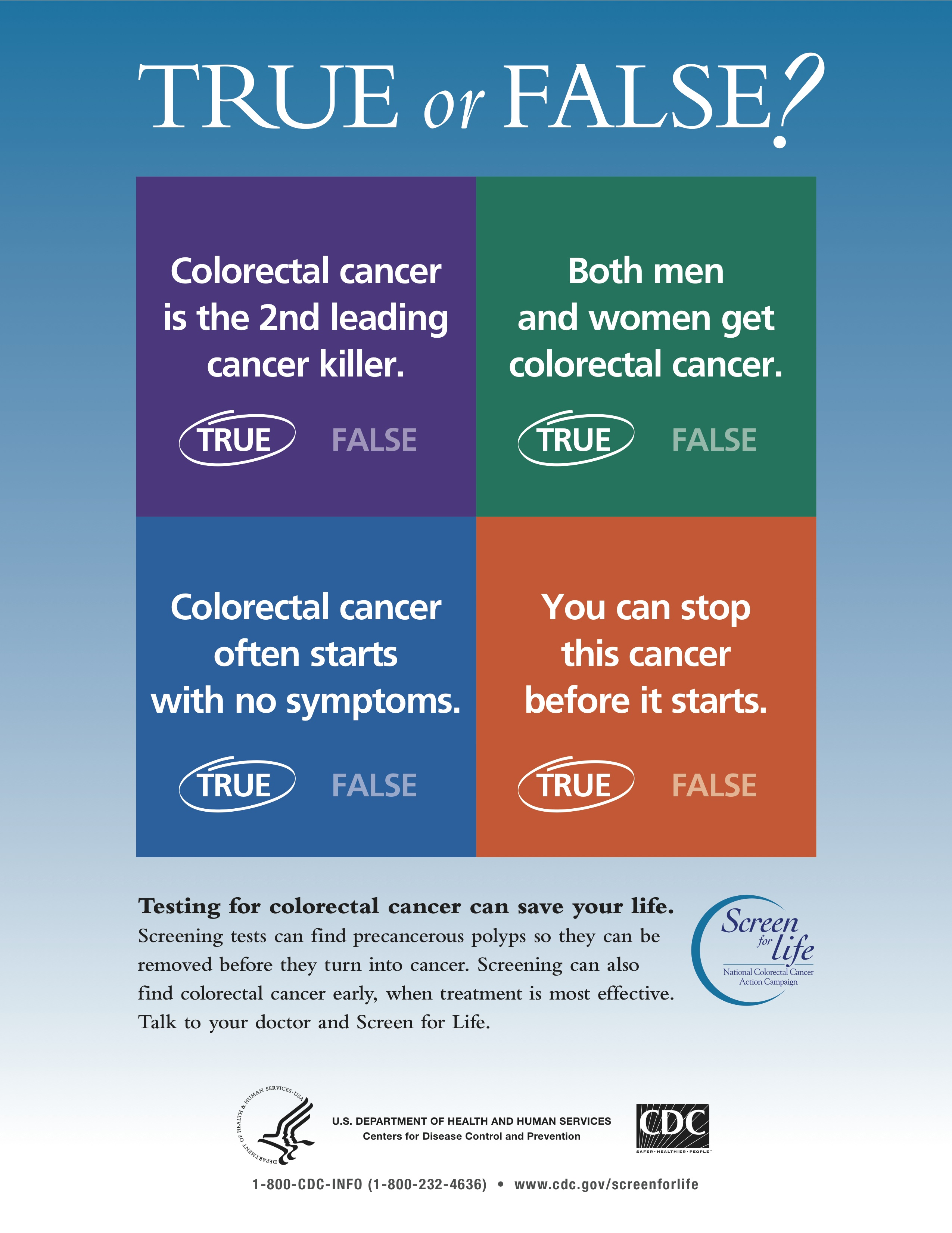 Cancer Screening Guidelines For Colon Cancer Screening