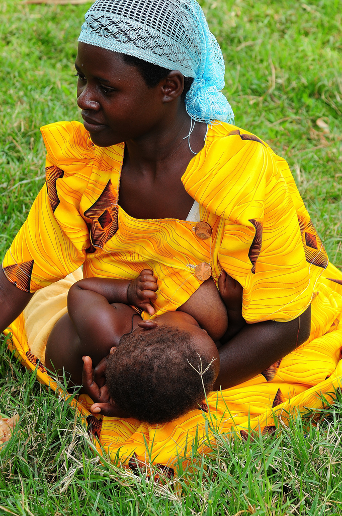"""""""Reducing HIV transmission in breastfeeding mothers in ..."""