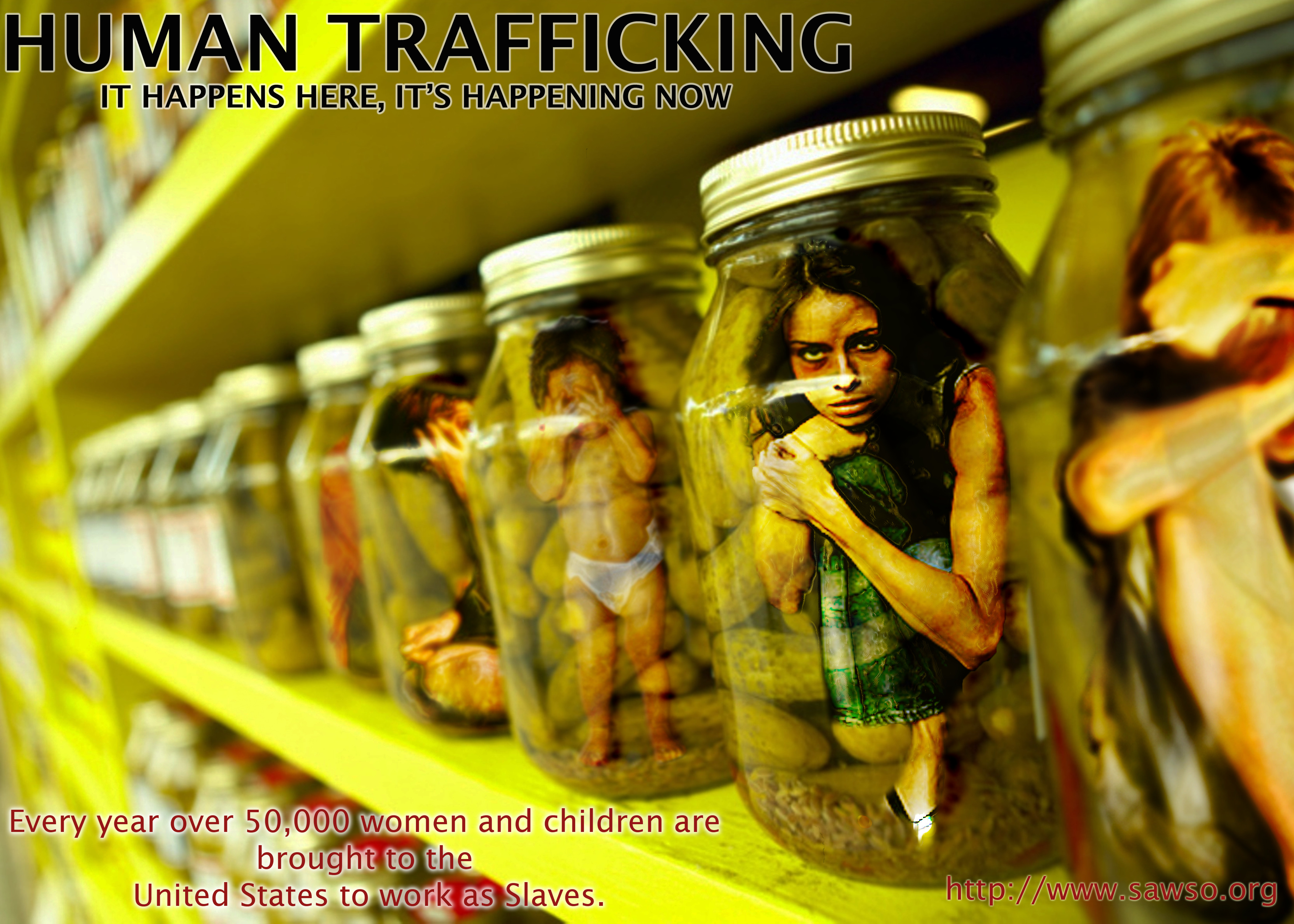 Human trafficking policy?