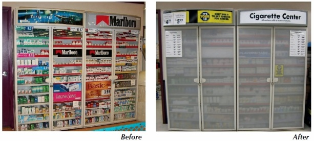 New York Tobacco Control Program