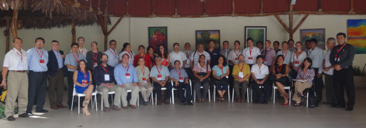 Malaria Elimination Working Group, Iquitos-Peru, February 2014