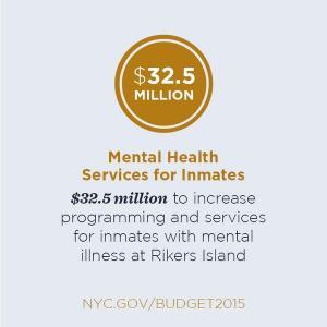 NYC task force on Behavioral Health and Criminal Justice reform